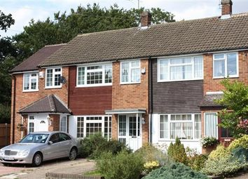 Thumbnail 3 bed terraced house to rent in Stubbs End Close, Amersham