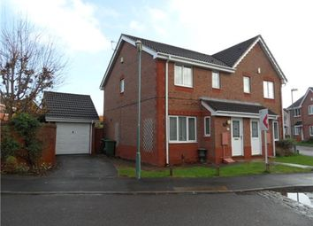 Thumbnail 3 bed semi-detached house to rent in Rushy Way, Emersons Green, Bristol