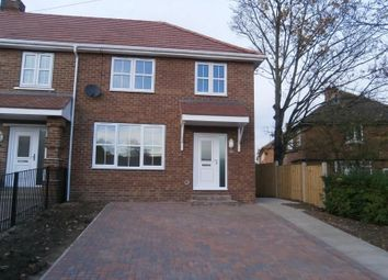 Thumbnail 3 bed property to rent in Bardolf Road, Cantley, Doncaster