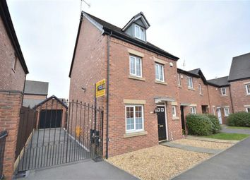 Thumbnail 4 bed town house to rent in Bolbury Crescent, Swinton Manchester