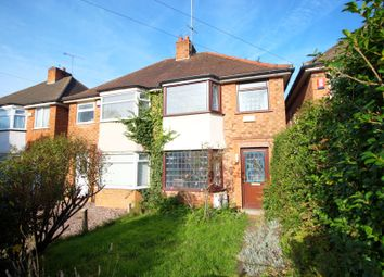 Thumbnail 3 bed semi-detached house for sale in Reservoir Road, Selly Oak, Birmingham