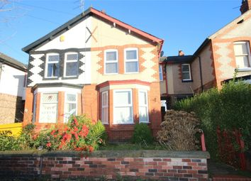 Thumbnail 3 bed terraced house to rent in Grange Avenue, Warrington