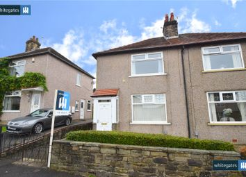 Thumbnail 3 bed semi-detached house to rent in Exley Road, Keighley, West Yorkshire