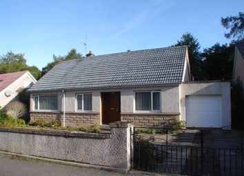 Thumbnail 3 bed detached bungalow for sale in Woodside Road, Fochabers