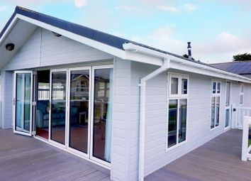 Thumbnail 2 bed lodge for sale in Ocean Cove, Tintagel