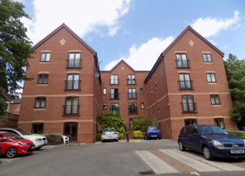 Thumbnail 2 bed flat for sale in Vivian Court, Nottingham