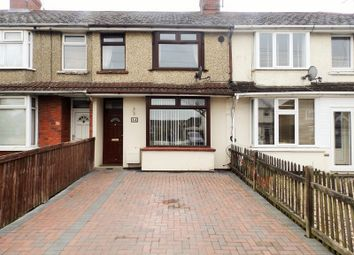 Thumbnail 2 bed terraced house for sale in Surrey Road, Swindon