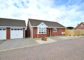 Thumbnail 2 bed detached bungalow for sale in Festival Close, Weeley, Clacton-On-Sea