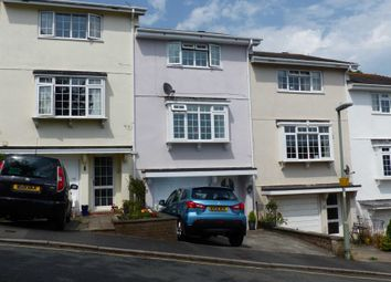 Thumbnail 3 bed terraced house for sale in Knowle House Close, Kingsbridge