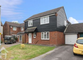 Thumbnail 4 bed detached house for sale in High Mead, Wootton Bassett, Swindon