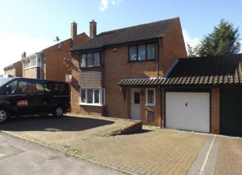 Thumbnail 4 bedroom detached house for sale in The Boundary, Oldbrook, Milton Keynes