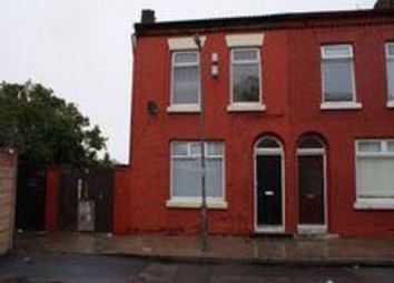 Thumbnail 1 bedroom flat for sale in Vicar Road, Liverpool