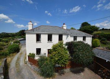 Thumbnail 3 bed property for sale in The Village, Milton Abbot, Tavistock