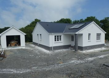 Thumbnail 3 bed bungalow for sale in Cross Inn, Nr New Quay