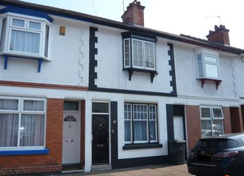 Thumbnail 3 bed terraced house for sale in Conway Road, Off Evington Road, Leicester