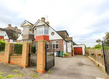 Thumbnail 4 bed semi-detached house for sale in Silverthorn Gardens, London