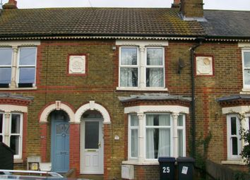 3 bed terraced house to rent in Belmont Road, Whitstable CT5