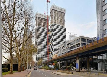 Thumbnail  Studio for sale in The Wardian, Canary Wharf, London