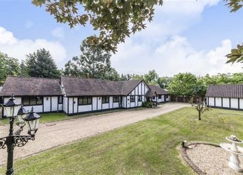 Thumbnail 5 bed bungalow for sale in Black Lake Close, Egham