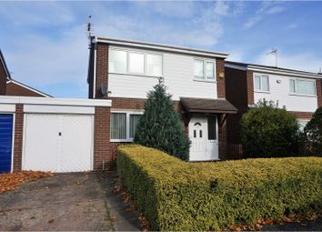 Thumbnail 3 bed link-detached house for sale in Kensington Green, Chester