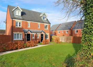 Thumbnail 4 bed town house for sale in Mill Lane, Burscough, Ormskirk