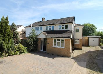 Thumbnail 4 bedroom semi-detached house for sale in Barnfield Road, St. Albans