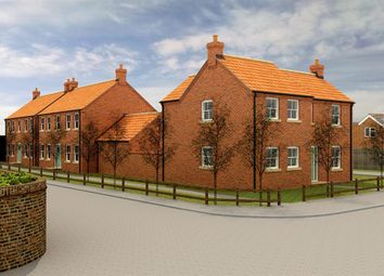 Thumbnail 4 bed detached house for sale in Boardman Lane, Brandesburton, Driffield