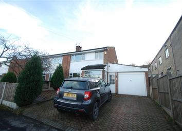 Thumbnail 3 bed semi-detached house to rent in Crossfield Close, Stalybridge, Cheshire