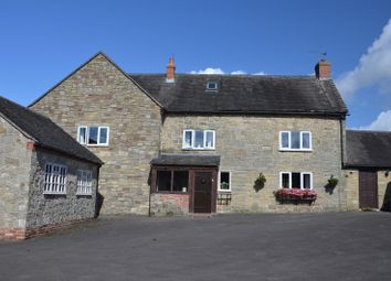 Thumbnail 6 bed country house for sale in Moira, Derbyshire