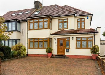 Thumbnail 5 bed semi-detached house for sale in Summers Lane, North Finchley