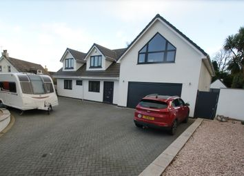 Thumbnail 5 bed detached house for sale in Jacks Lane, Torquay