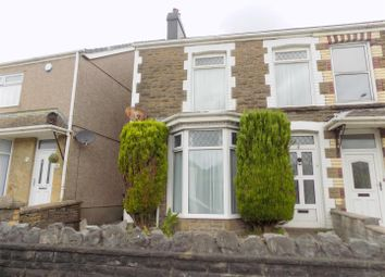 Thumbnail Semi-detached house for sale in Lonlas Villas, Skewen, Neath