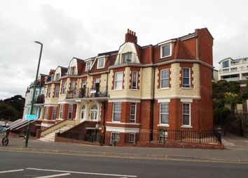 Thumbnail 3 bed flat to rent in Undercliff Road, Boscombe, Bournemouth