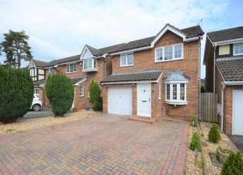 3 bed detached house for sale in Linnet Road, Poole BH17
