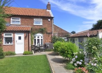 Thumbnail 3 bedroom semi-detached house for sale in School Road, Lessingham, Norwich