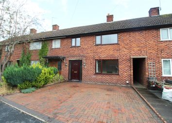 3 bed terraced house for sale in Cordwell Park, Wem, Shrewsbury SY4