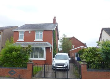 Thumbnail 3 bed detached house for sale in Leyland Lane, Leyland