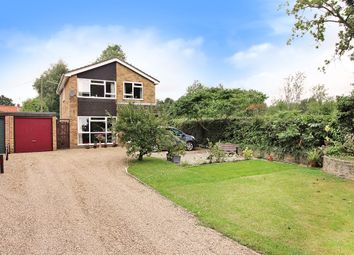 Thumbnail 4 bed detached house for sale in Aylsham Road, Swanton Abbott, Norwich