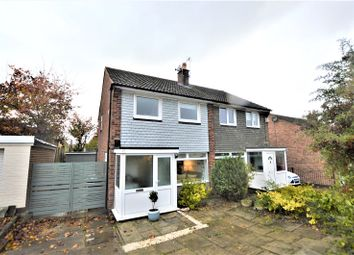 Thumbnail 3 bed semi-detached house for sale in Acaster Drive, Garforth, Leeds, West Yorkshire