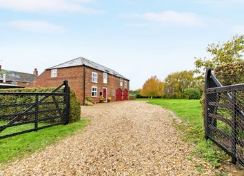 Thumbnail 4 bed barn conversion for sale in Fen Road, Frampton West