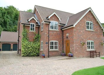 Thumbnail 5 bed detached house for sale in Thixendale, Malton, North Yorkshire
