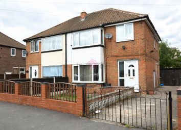 Thumbnail 3 bed semi-detached house for sale in Rodman Street, Woodhouse, Sheffield