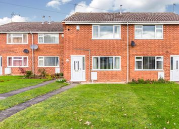 Thumbnail 2 bed terraced house for sale in Braddon Road, Loughborough