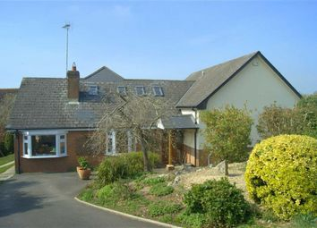 Thumbnail 4 bed detached house for sale in Dando Drive, Barton Park, Marlborough, Wiltshire
