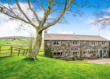 Thumbnail 4 bed property for sale in Lower Balkram Edge, Mount Tabor, Halifax