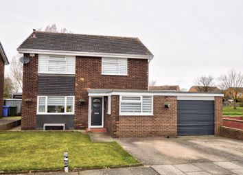 Thumbnail 4 bed detached house for sale in Kittiwake Close, South Beach Estate, Blyth