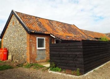 Thumbnail 1 bedroom barn conversion for sale in Thetford Road, Barnham