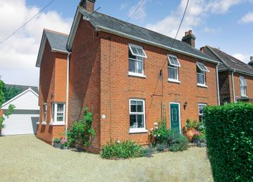 Thumbnail 4 bed detached house for sale in Park Road, Bishops Waltham, Southampton
