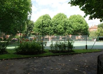 Thumbnail 3 bed flat to rent in Queens Club Gardens, Barons Court, London