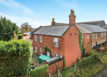 Thumbnail 5 bedroom end terrace house for sale in Silfield Road, Wymondham, Norfolk